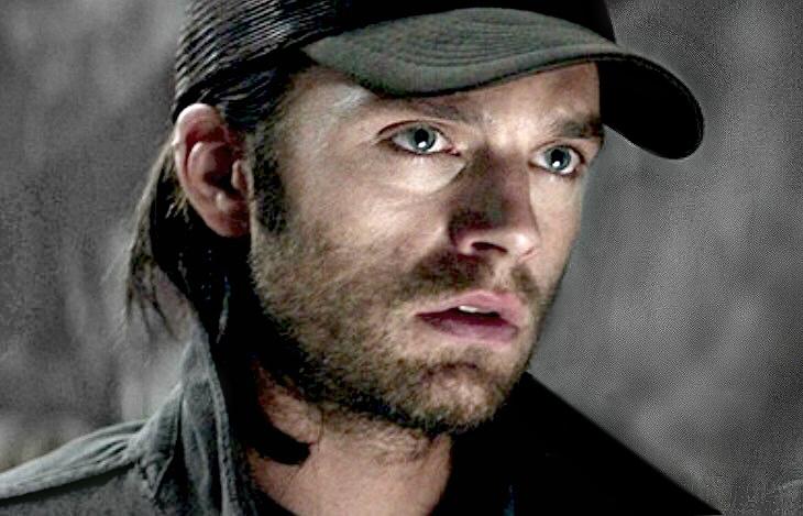 Bucky hat portrait