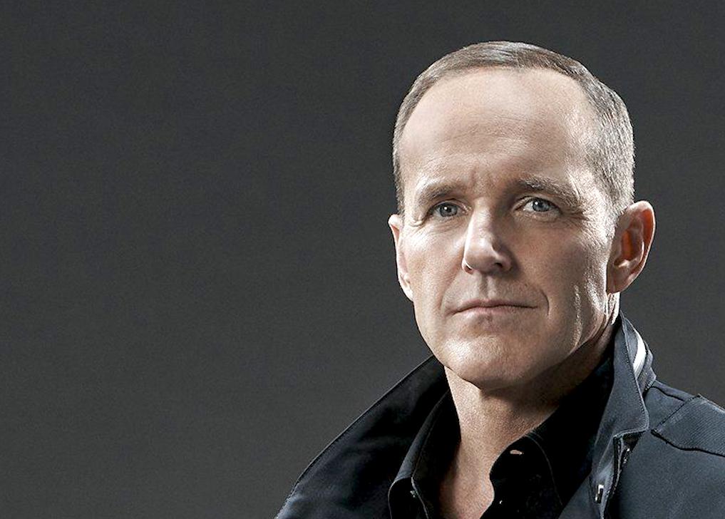 Coulson portrait
