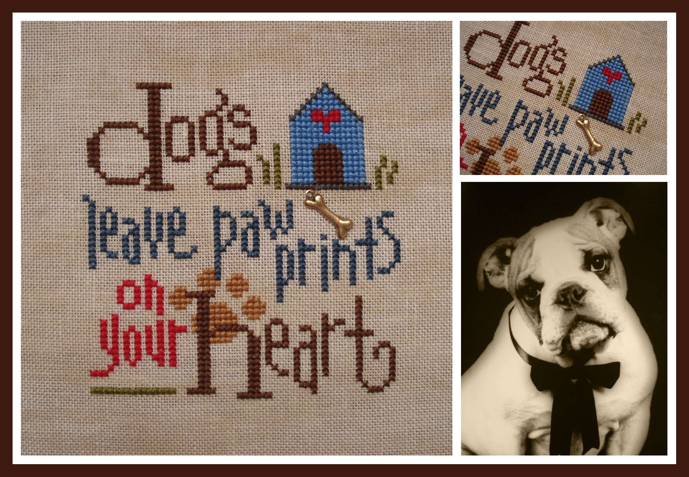 Dogs leave paw prints 4355994137 o