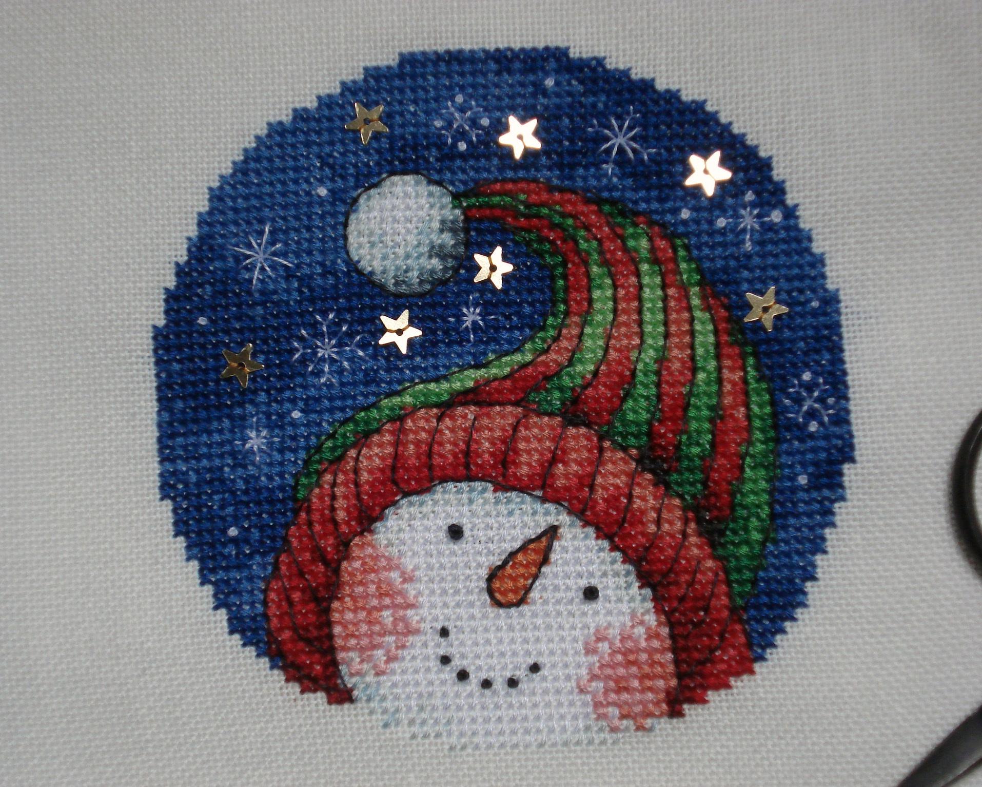 Snowman ornament 3672165860 o