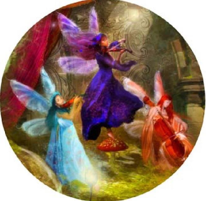 Freebie dancing auroras
