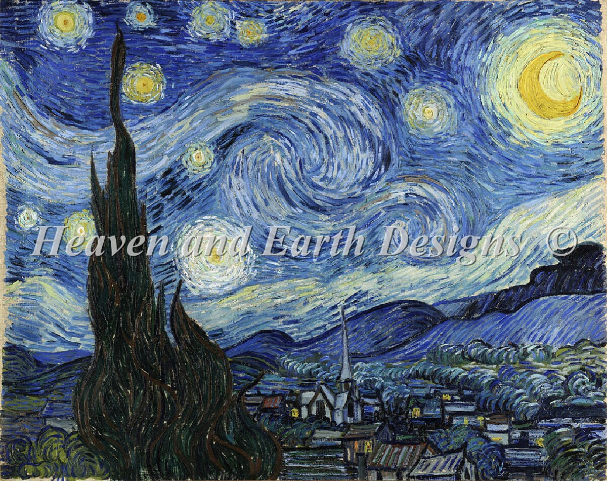 A starry starry night rs